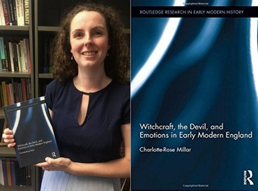 Witchcraft, the Devil and Emotions in Early Modern England: Q&A with Charlotte-Rose Millar