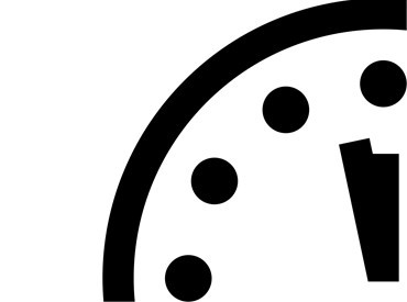 The Latest Update of the Doomsday Clock Shows How Our World Is Burning in a Fire of Misinformation