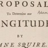 The Lady of the Longitude: Jane Squire