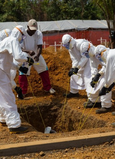 Attacking Humanitarians: Ebola and the breakdown of social accommodations over burials in Guinea