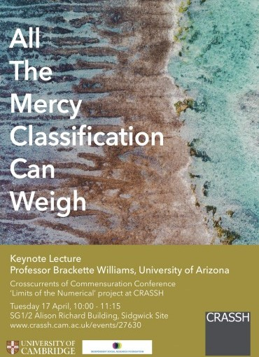 All the Mercy Classification Can Weigh