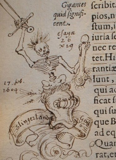 Early Modern Visual Marginalia