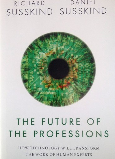 CANCELLED - The Future of the Professions
