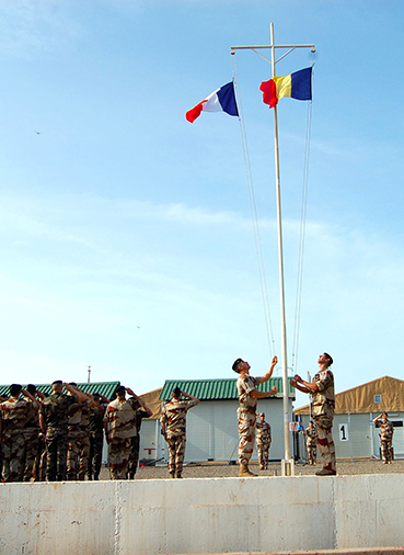 The French Military in Africa: Postcolonial Trusteeship to Legitimate Multilateral Partnerships?