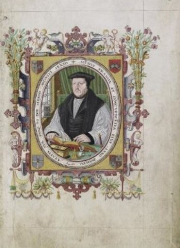 Matthew Parker: Archbishop, Scholar, and Collector