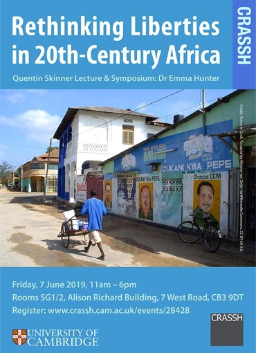 Rethinking Liberties in Twentieth-Century Africa