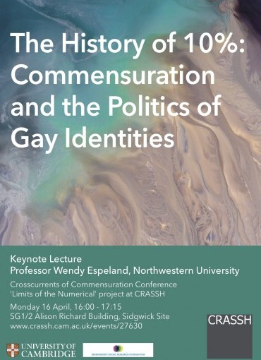 The History of 10%: Commensuration and the Politics of Gay Identities