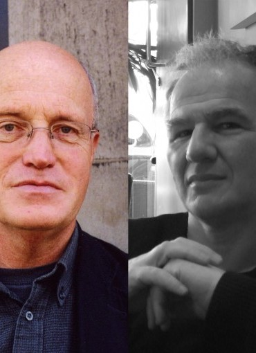 Spoken Word Event with Iain Sinclair and Nick Papadimitriou