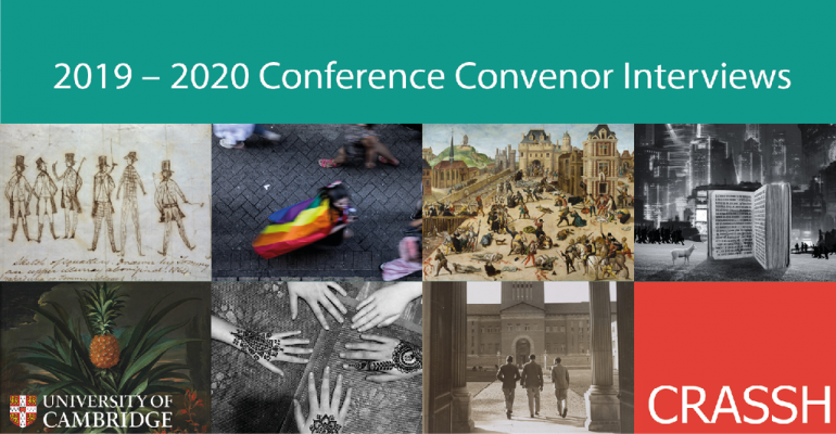 Conference Convenor Interviews 2020: Michal Huss and Konstantinos Pittas