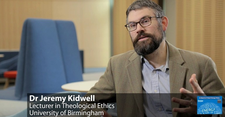 In Search of 'Good' Energy Policy: Speaker Interview with Jeremy Kidwell