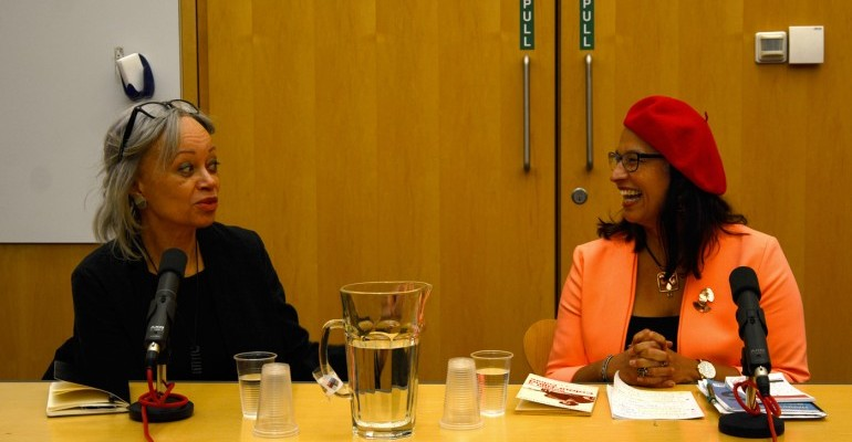 CRASSH Impact: A Black Feminist Conversation – Patricia Williams and Heidi Mirza
