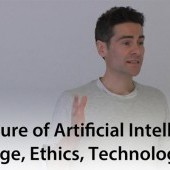 Welcome and Introduction – The Future of AI: Language, Ethics, Technology