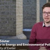 Iain Souter – Emergence and Control in UK Energy Democratisation