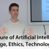 Marcus Tomalin – The Ethics of Language and Algorithmic Decision-Making