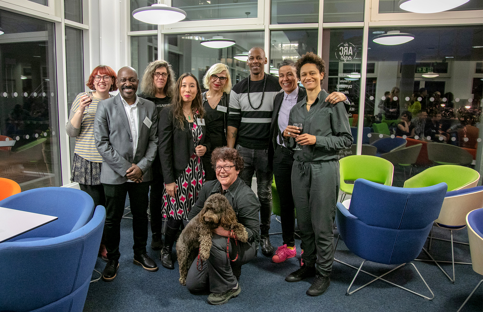 Beyond Binary conference at CRASSH